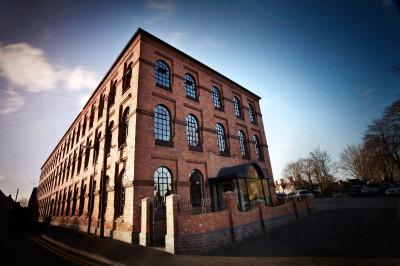 Minerva Mill - Exterior